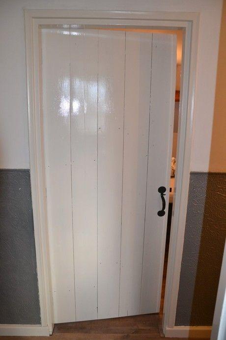 Speurders.nl: Landelijke deur / Houten boerderij binnendeur / Staldeur