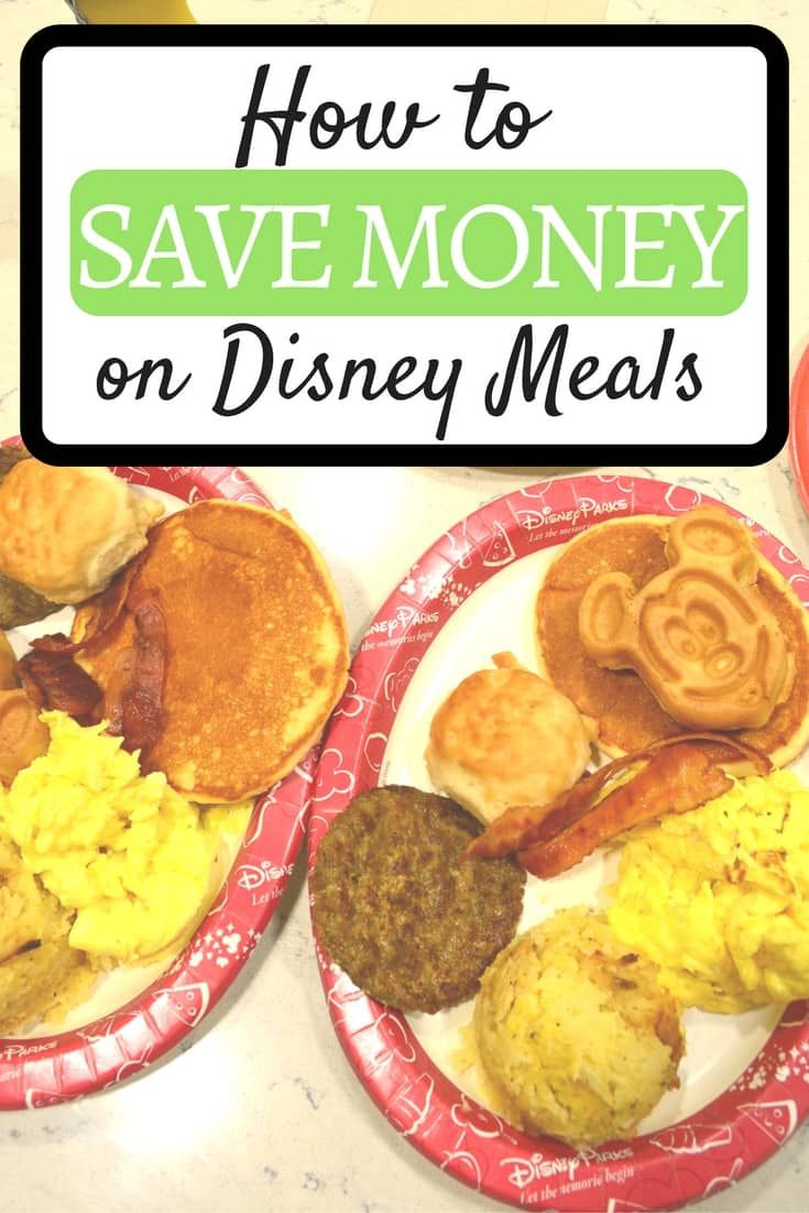 If you are traveling to Disney on a Budget, make sure you account for food. Meals can add up unless you know these tips. via @disneyinsider