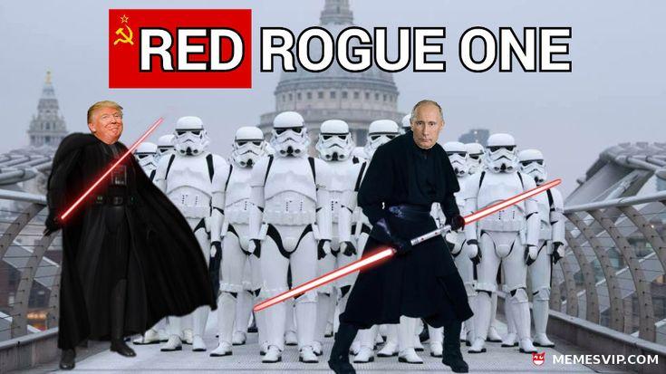 Red Rogue One meme #2018 #2019 #detodo #chistes #meme #memes #momos #español #memesenespañol #memesvip #chistecorto #humor #funny #risa #lol #chistesmalos #comparte #funnypictures #divertido #gracioso #spanishmemes #trumprussia #trump #putin #starwars #politics