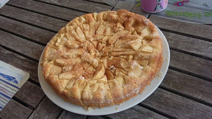 WW - Apfelkuchen