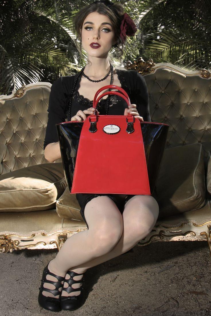 The Ritz Handbag (Red)
