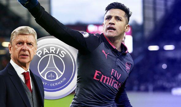 PSG prepare 25million January bid for Arsenal star Alexis Sanchez - EXCLUSIVE    via Arsenal FC - Latest news gossip and videos http://ift.tt/2CN6Rof  Arsenal FC - Latest news gossip and videos IFTTT