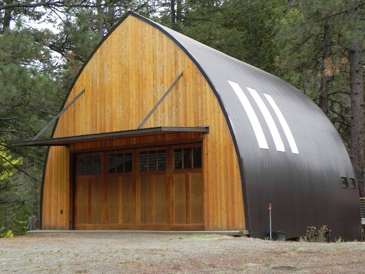 154 best quonset hut homes images on pinterest quonset for Quonset hut home designs