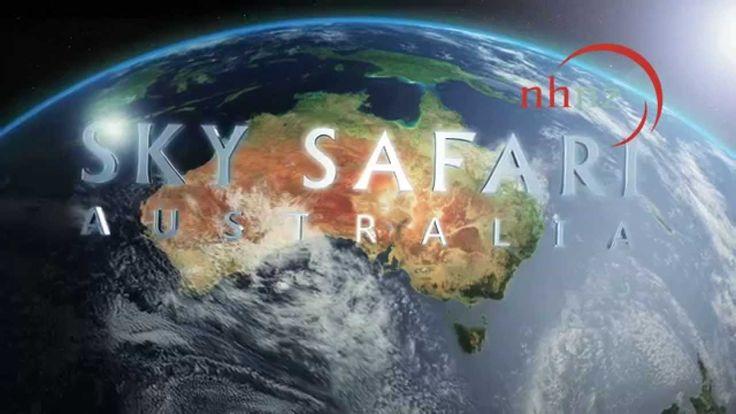 Sept 08 2015: Trailer for Sky Safari: Australia