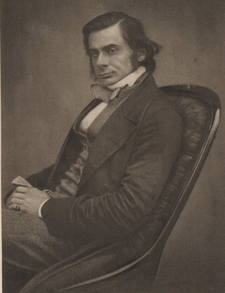 Thomas Henry Huxley - friend of Darwin and advocate of Darwin's Theory of Evolution