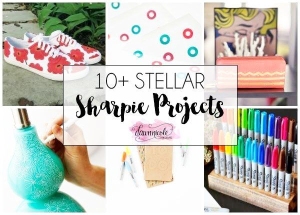 10  Stellar Sharpie Projects