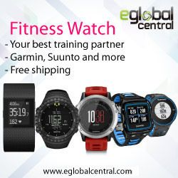 Latest Sport Watches from Garmin, Suunto, Fitbit, Mio, Polar and more in discounted price. Great deals with Free Shipping!