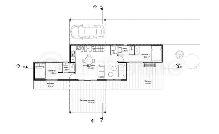 17 meilleures id es propos de permis construire sur pinterest demande per - Construire une maison container ...