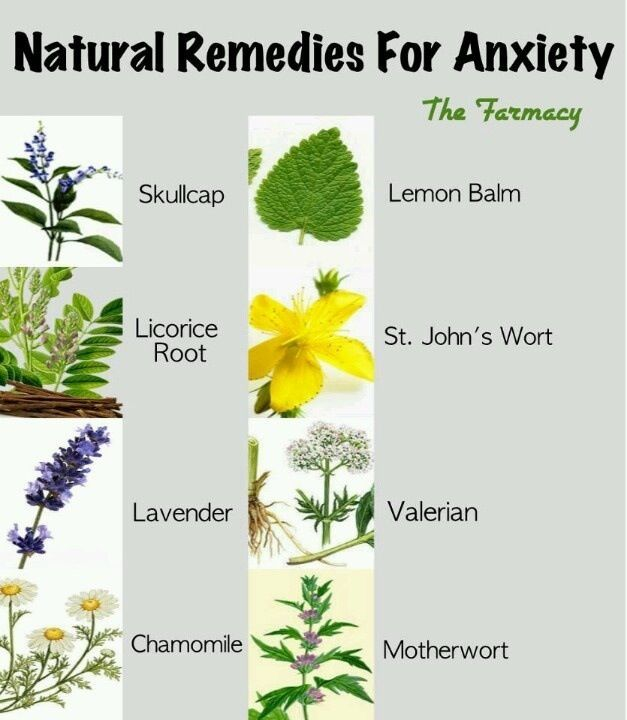 Natural Cures For Stress And Depression