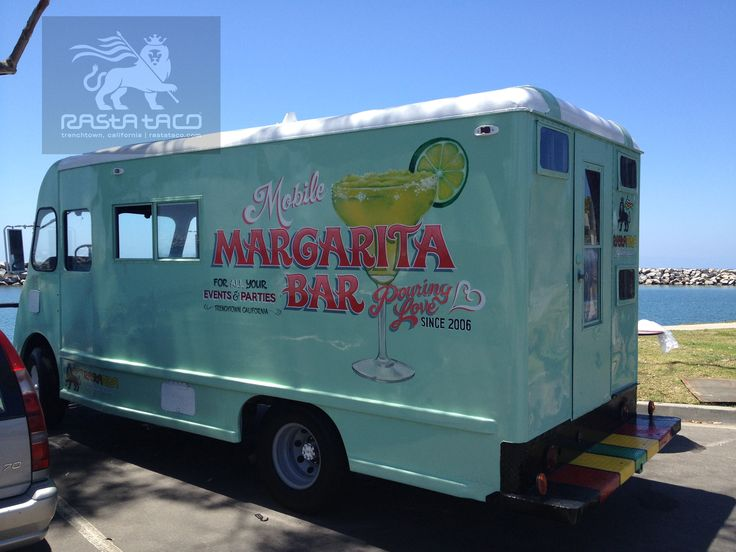 The Rastarita Mobile Margarita Truck is the world's first ABC licensed and insured mobile margarita truck and full service beverage bar. Delicious margaritas with fresh juices and a skillful bartender to blend them at your home, office, street fair, concert or any venue, is now just a quick phone call or an email away. Pouring Love. 866.967.2782 ext. 7 mario @ rastarita.comBrand Ideas, Full Service, Abc License, Fresh Juice, 866 967 2782 Ext, Delicious Margaritas, Beverages Bar, Skills Bartenders, Mobile