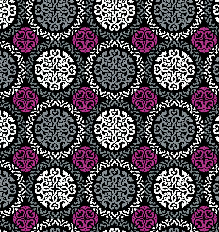 Vera Bradley Canterberry Magenta 2013 Patterns