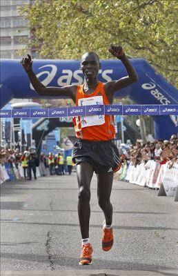 atletismo y algo más: @Recuerdos año 2009. #Atletismo. 3422. El keniano ...