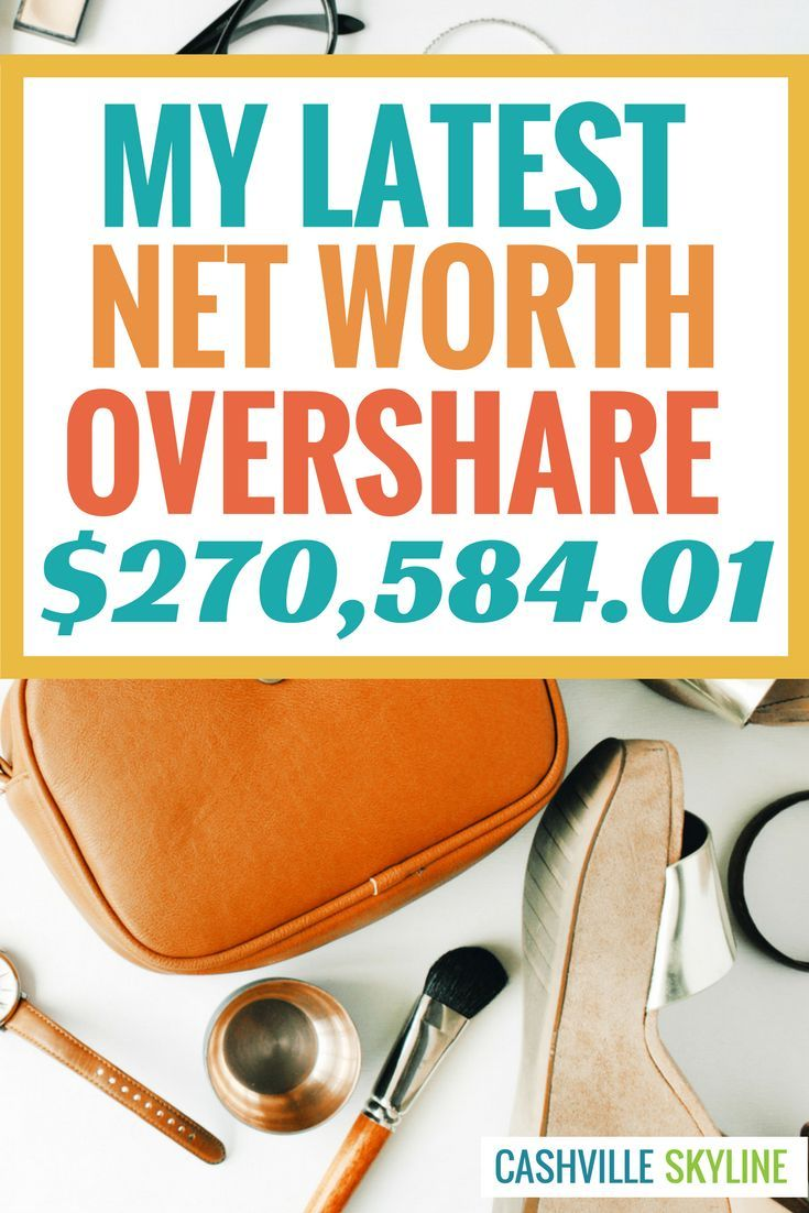 Are you tracking your net worth? You won't believe how self-employment, being in school, and regular self-care has impacted my net worth! via @CashvilleSky