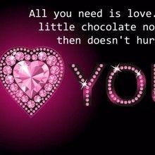 Cute Valentine Sayings!