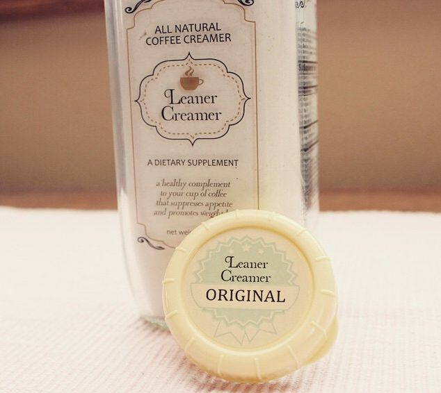 Organic creamer powder