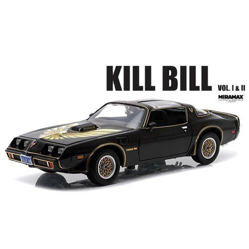 1:18 Scale Diecast - Kill Bill: Vol. 2 (2004) - 1979 Pontiac Firebird Trans Am