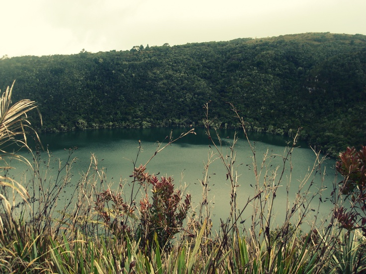 Laguna de Guatavita - Boyacá