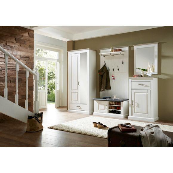 schuhschrank im freundlichen landhausstil perfekt f r ihren flur vorzimmer pinterest. Black Bedroom Furniture Sets. Home Design Ideas