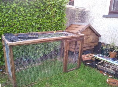 Hen House Chicken Coop And Run For Sale in Waterford City ...