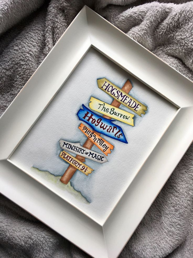 Harry Potter Nursery Decor. Harry Potter Signpost. Harry Potter Wall Art. by BMonteDesigns on Etsy https://www.etsy.com/listing/469238744/harry-potter-nursery-decor-harry-potter