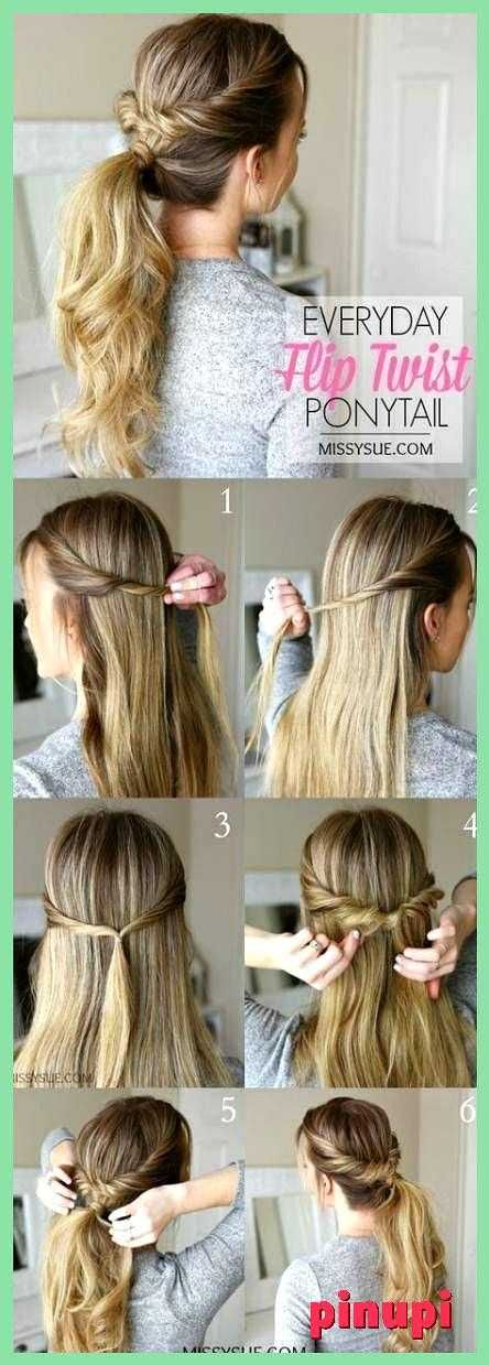 Check out our collection of easy hairstyles step by step DIY You will get hairstyles to step by step tutorials easy hairstyles quick lazy girl hair ha...