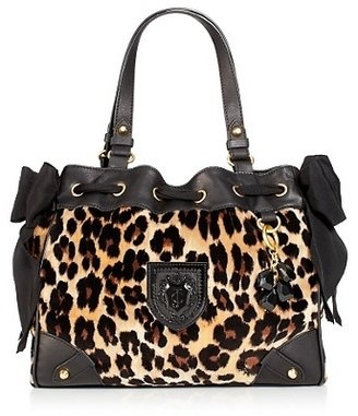 Juicy Couture Leopard Purse-I have this and the matching small wallet :)