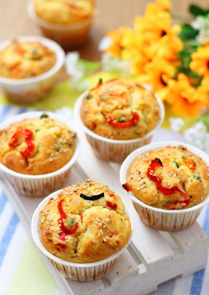 80d8a223beb43fcc2f2050241c67d759 - Ricette Muffins Salati