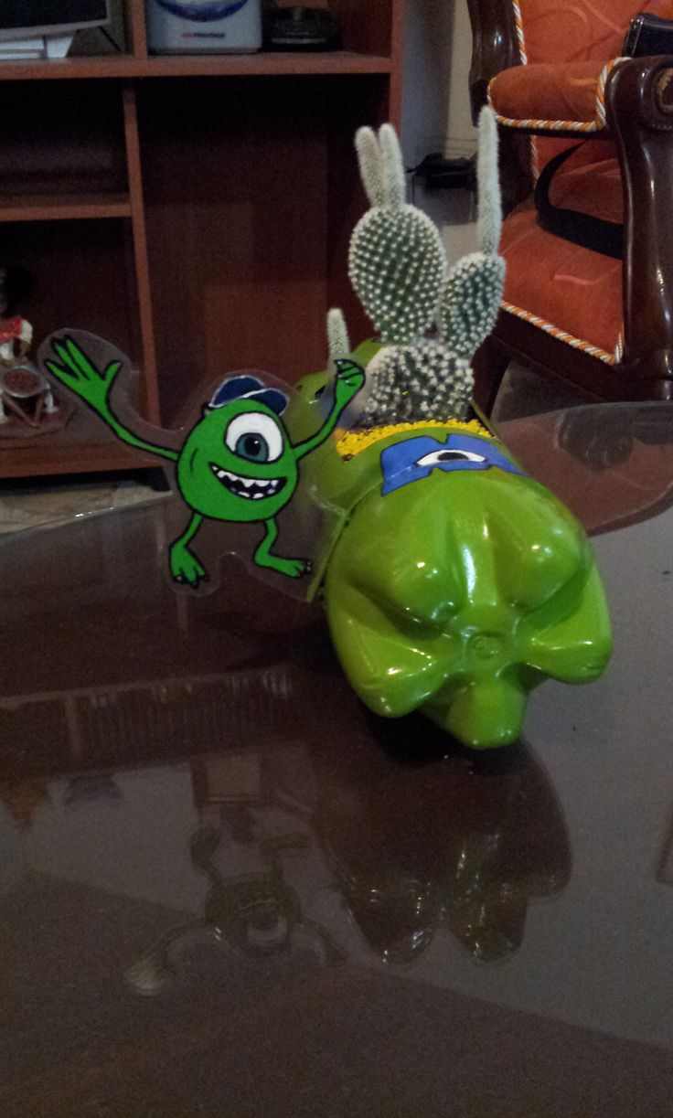 Mike con Cactus