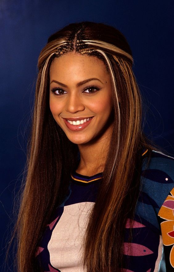 Remember when Beyonce wore nothing but Invisible Braids/Tree Braids?