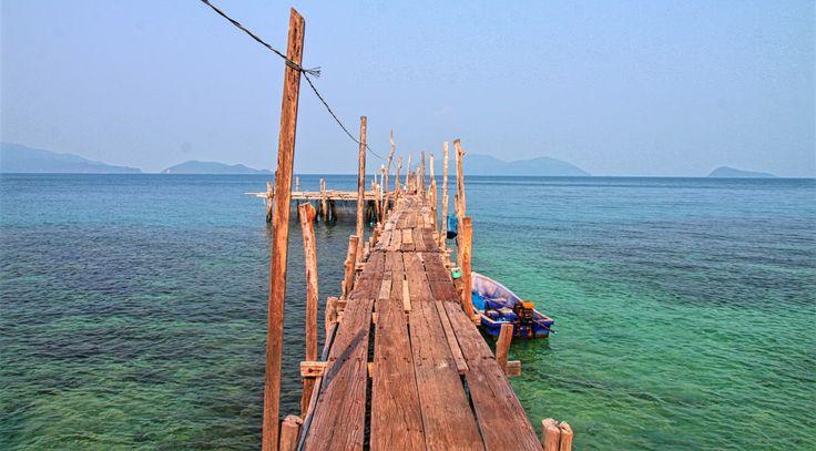 Koh Wai, le dernier paradis de Thailande / Thailand's last paradise : Koh Wai