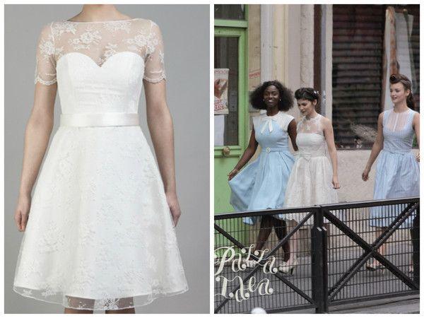 Mood Indigo Wedding Dress Audrey Tautou – Tobi Hannah