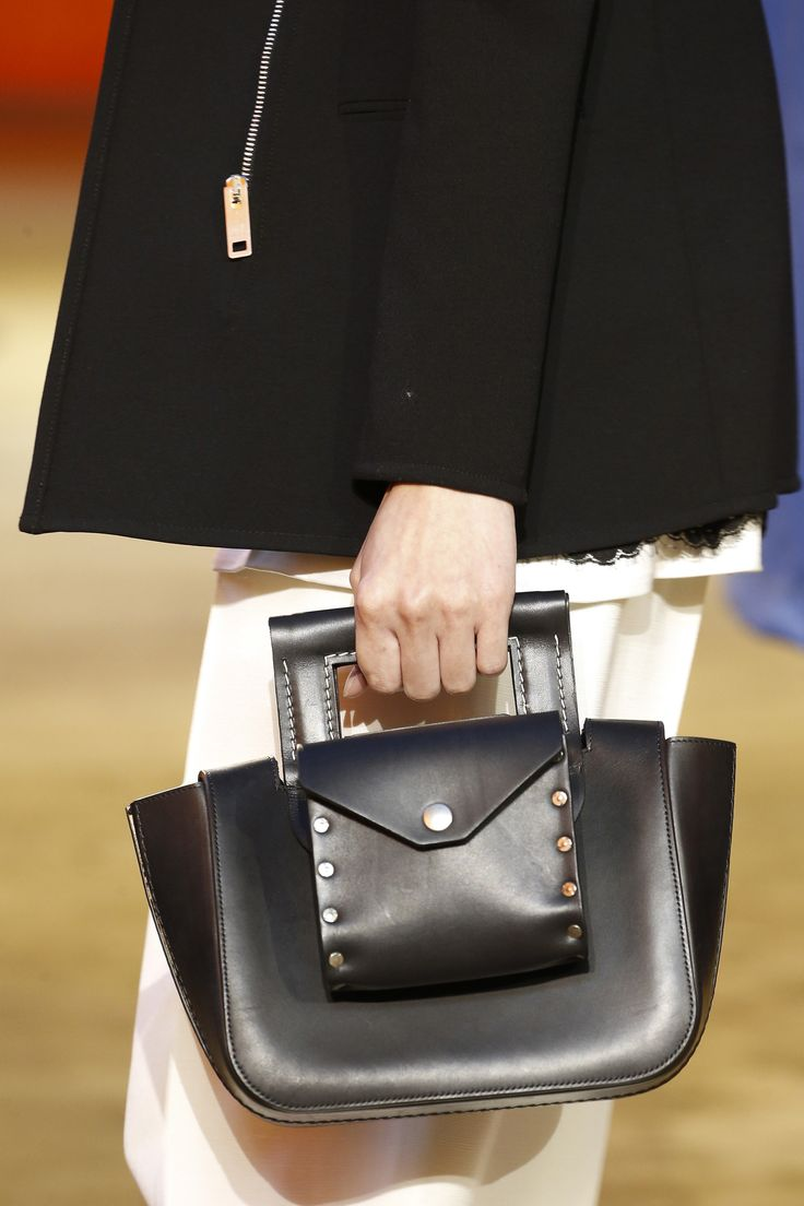 Fendi spring summer 2015 runway bag collection spotted fashion - C Line Spring 2016 Ready To Wear Fashion Show Details