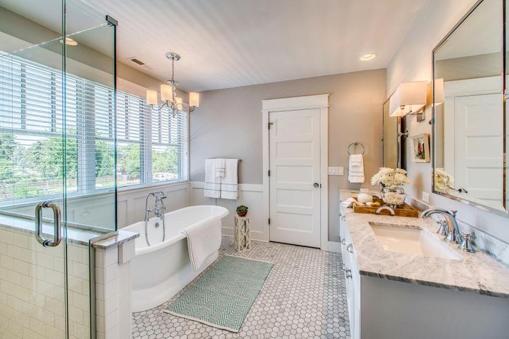 Arts Amp Crafts Bathrooms Pictures Ideas Amp Tips From Hgtv Hgtv