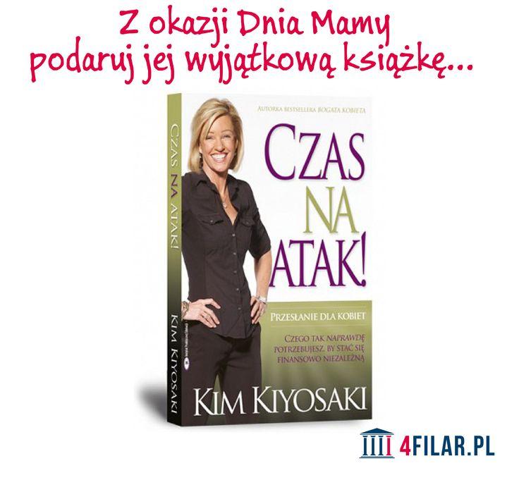 Czas na atak - Kim Kiyosaki