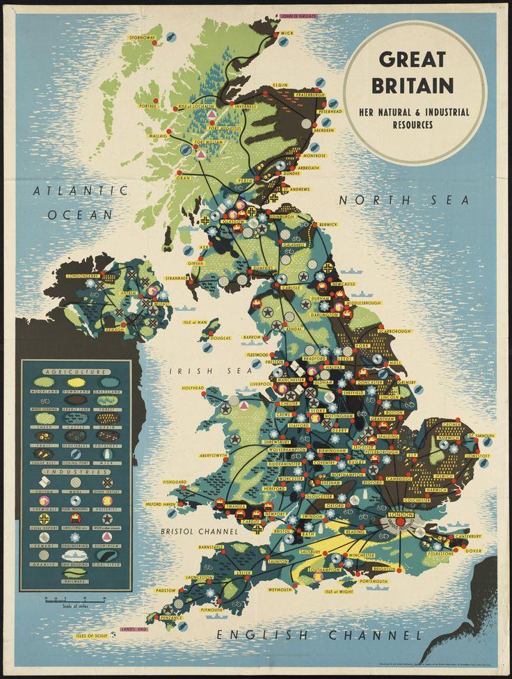 Alle Größen | Great Britain. Her natural and industrial resources | Flickr - Fotosharing!