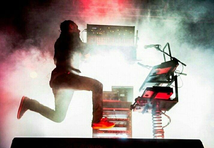 Subsonica Boosta Live 2015