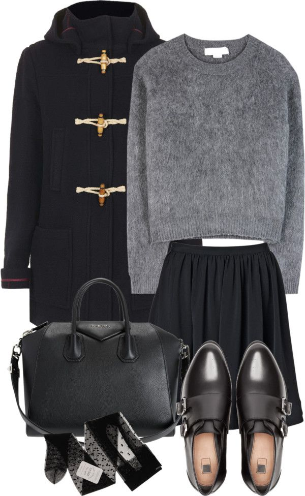 Sin título #264 by hellomissapple featuring a topshop coat