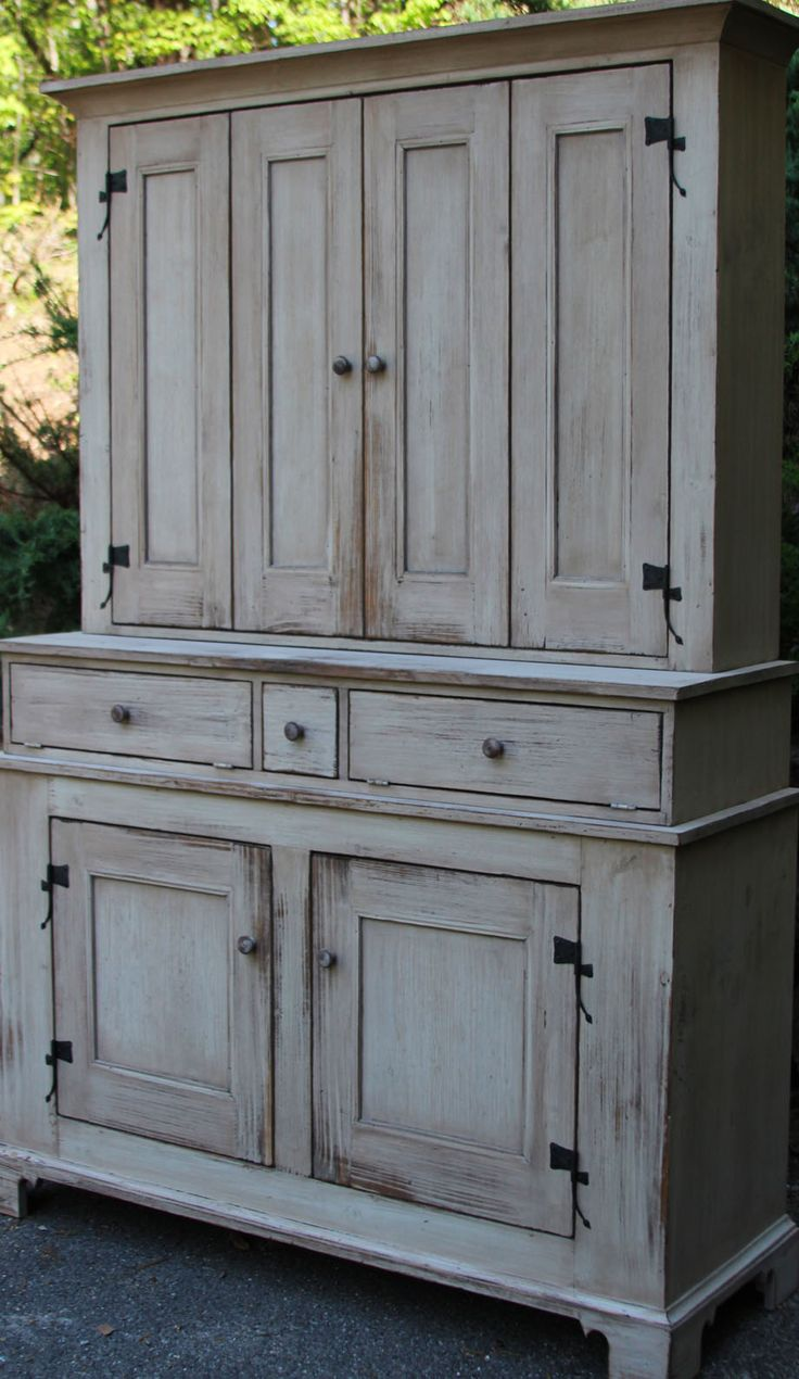 54 Best Colonial And Primitive Tv Cupboards Stands And