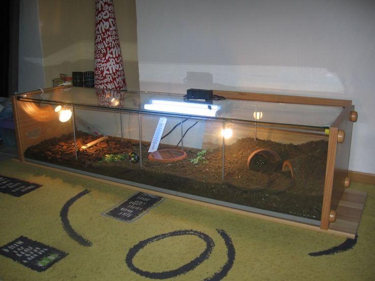 "mon terrarium ""made in Ikea"" !!!"