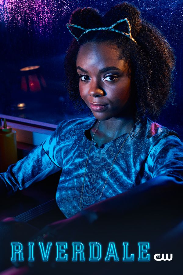 Ashleigh Murray is Josie McCoy. Riverdale premieres Thursday, January 26 at 9/8c on The CW!