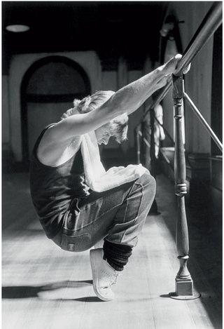Mikhaïl Barychnikov par Terry O Neill