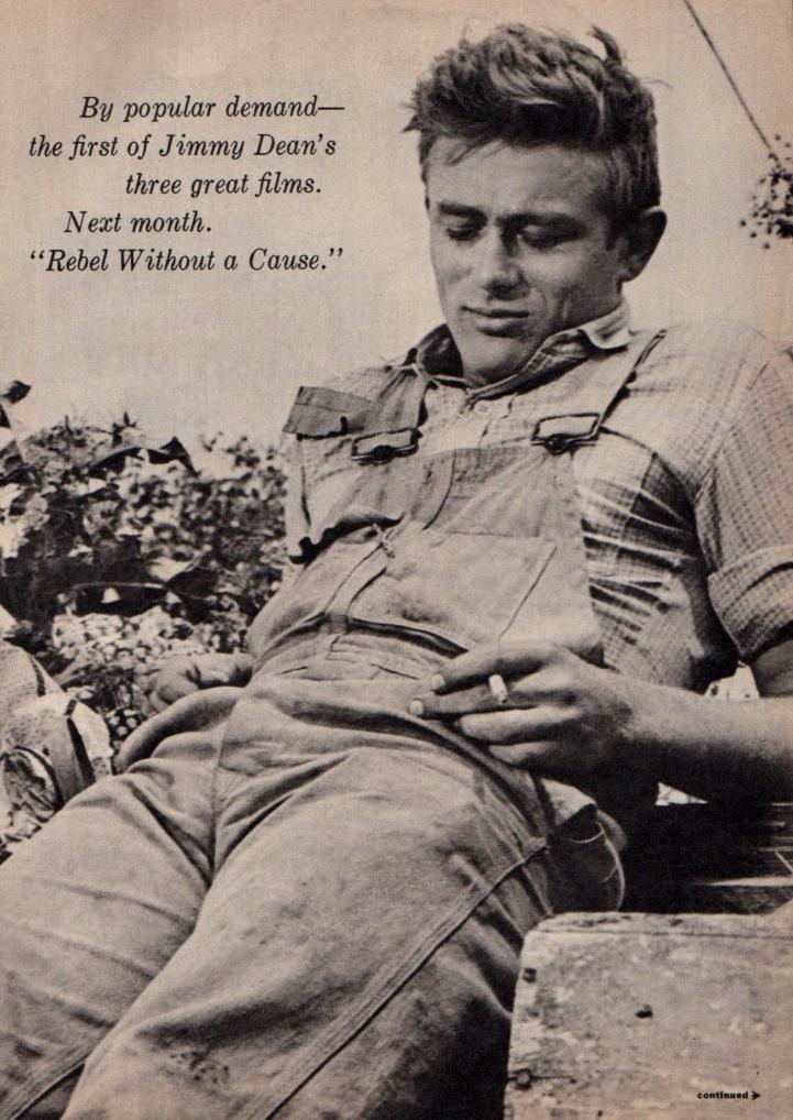 Screen Stories June 1956 James Dean Pictorial