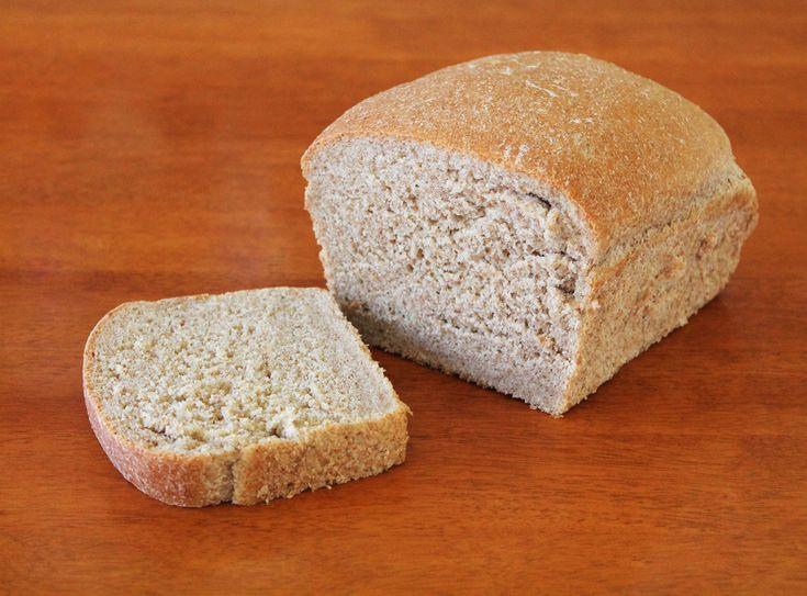 Homemade Whole Wheat Sandwich Bread   Live. Learn. Love. Eat.