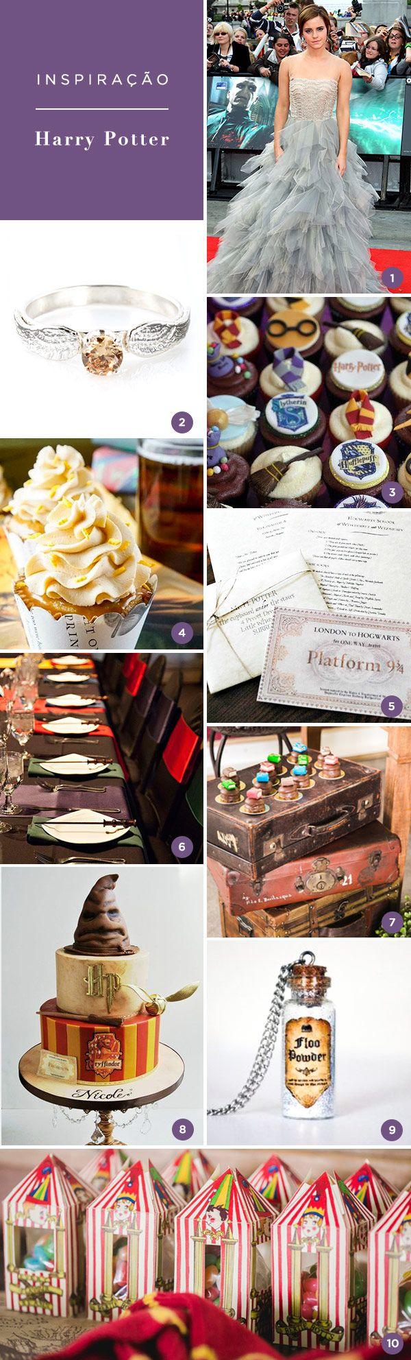 Se você é umaPotterhead, a ideia de fazer uma festa de 15 anos com o tema Harry Potter com certeza já passou pela sua cabeça! A boa notícia é queo univer