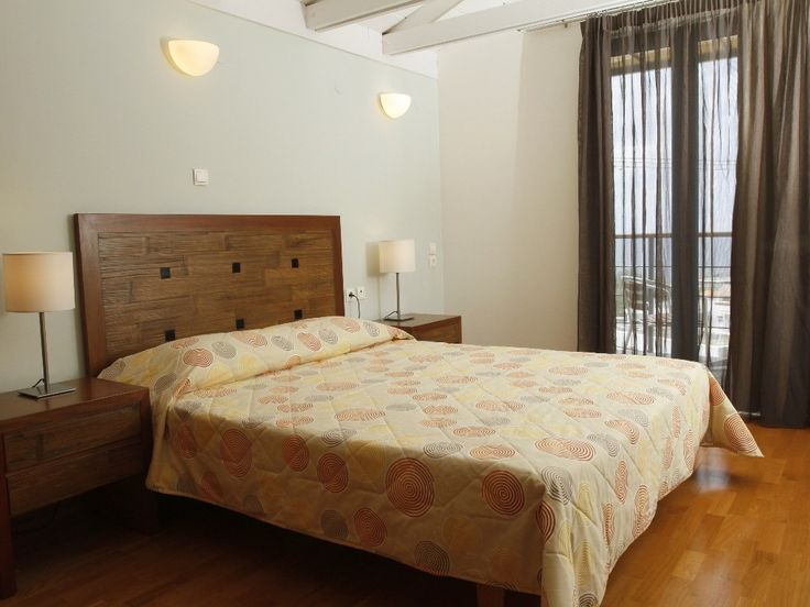 Platanias villa rental - bedroom