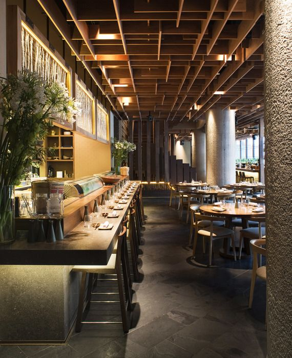 Osaka (San Isidro, Peru), The Americas Restaurant | Restaurant U0026 Bar Design