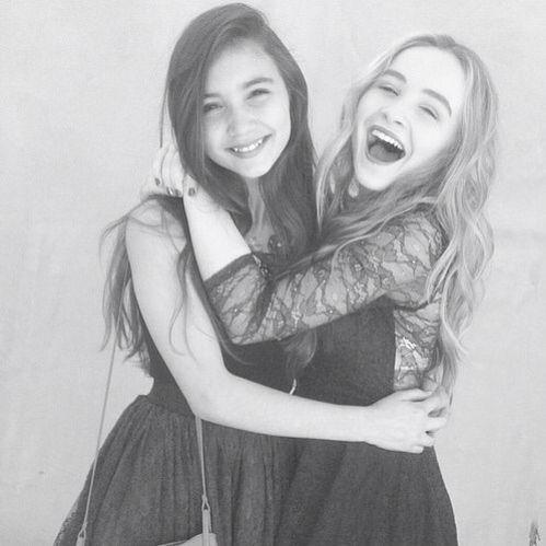 Sabrina and Rowan