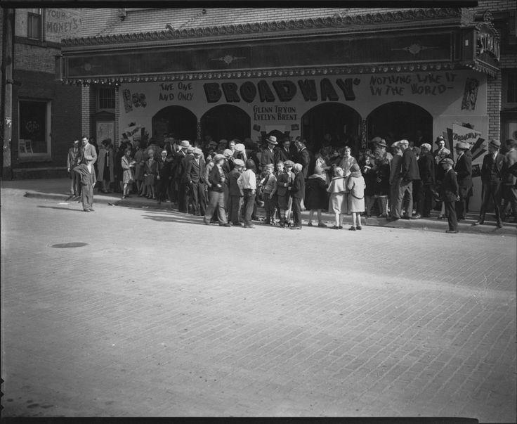 Fox Strand Theatre Hays, KS -- Feb. 24, 1930