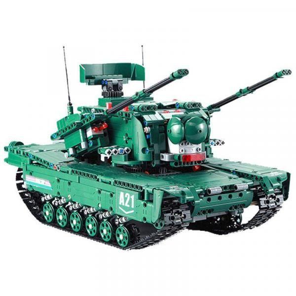 Ferngesteuerter Technik 2in1 Kampfpanzer 2 4 G Von Cada In 2020 Tanks Military Battle Tank Tank