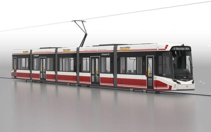 Vossloh TramLink für Gmunden